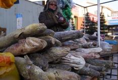 novoroční ryby, UB, asi 2011