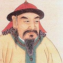Jesügej bátar. Zdroj: https://en.wikipedia.org/wiki/Yesugei